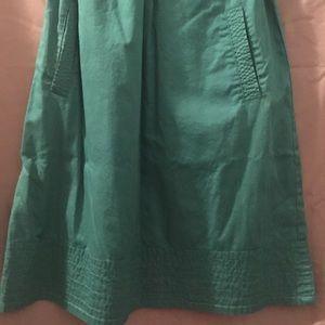 Merona Dresses - 🎉Merona Emerald Casual dress w/pockets size Small